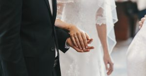 """What Does """"Holy Matrimony"""" Mean and Why Does the Church Use This Phrase for Marriage?"""