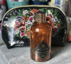 Molton Brown Bizarre Brandy Shower Gel for Holiday 2019 – Never Say Die Beauty