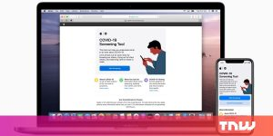 Apple launches a COVID-19 information tool for the US
