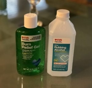 No Choice But to Make My Own Hand Sanitizer – Never Say Die Beauty