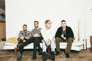 Alex Gaskarth Reveals Why All Time Low Didn't Delay Album During Billboard Live At-Home Concert